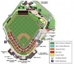 60 All Inclusive Driller Stadium Seating Chart