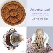 Giỏ đạo cụ mềm mại có thể gập được đa chức năng cho bé sơ sinh chính hãng  159,000đ