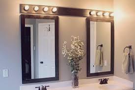 bathroom lighting fixture. Wooden Light Fixture Bathroom Lighting