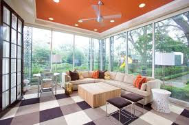 Modern Sunroom Furniture Alluring Sunroom Design Pictures New In