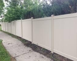Vinyl Fences Wallace Fences