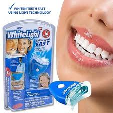 How To Use White Light Tooth Whitening System Milly White Light Teeth Whitening System Tooth Polisher With