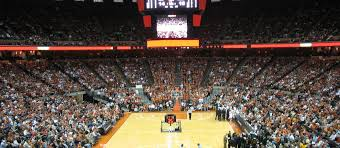 Texas Longhorns Basketball Seating Chart Map Seatgeek