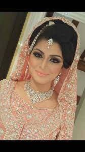 stani toronto bridal makeup artist 2 beautiful peach bridal makeup stani indian