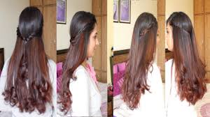 Self Hair Style 4 Simple & Easy Diy Hairstyles Hairstyle Tutorial Youtube 1877 by wearticles.com