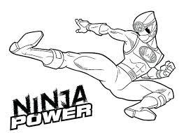 Power Rangers Color Pages Rhhninfo