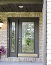 front door with side windows. Steel Entry Doors CT Front Door With Side Windows D