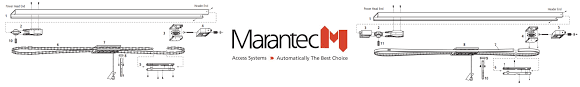marantec repair replacement parts by model number
