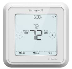 safe and secure honeywell home t6 pro smart thermostat th6320wf2003 th6220wf2006