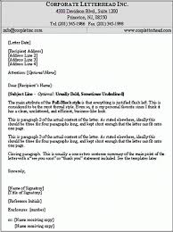 Business letter format... this is my top recommended business ...