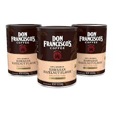 Hula daddy coffee amazon can offer you many choices to save money thanks to 12 active results. Amazon Com Don Francisco S Hawaiian Hazelnut Flavored Ground Coffee 12 Oz Pack Of 3 Grocery Gourmet Food