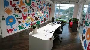 office reception decorating ideas. Innovative Kelloggs6 Festive Decorations. Office Reception Decorating Ideas