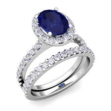 matching sapphire wedding bands. women\u0027s blue sapphire wedding ring set in black gold vidar furthermore best 25 bands matching n