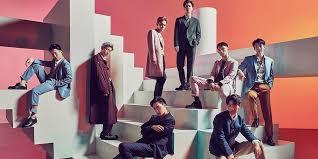 Ask K Pop Exos 1st Japanese Album Countdown Tops Oricon