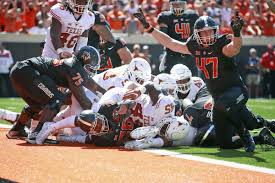 Oklahoma State Football Depth Chart Texas Releases Official Depth Chart Ahead Of Ou Game Burnt