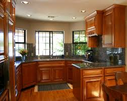 Idea For Small Kitchen Kitchen Paint Ideas For Small Kitchens Miserv