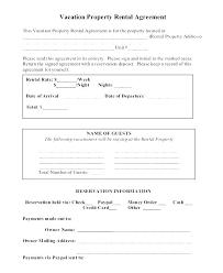 Printable Rental Agreement Template Home Rental Agreement Template