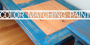 match paint colorcolor match paint  Salvaged Inspirations