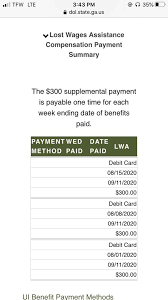 Payments are automatically deducted from your checking account and you can track all purchases online. Georgia My Lwa Was Paid Out But Never Deposited To My Way2go Card Is Anyone Else Having This Trouble Unemployment