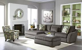 dark gray living room furniture.  Dark Orleans Gray Living Room Sofa Collection Contemporary On Dark Furniture