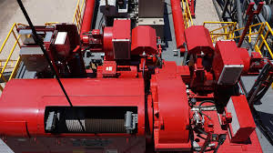 Drilling Drawworks And Hoisting Systems