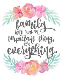 Quotes About Family And Love Adorable Family Quotes Cute List Of Quotes About Family