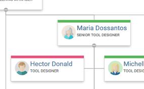 Org Chart Visualization Organization Chart Visualization