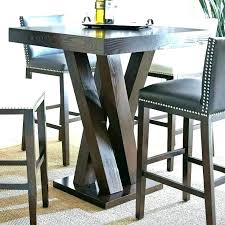 high pub table set black high top table high pub table target pub table set round
