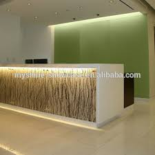 office counter design. custom modern highend office furniture of counter design t