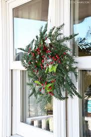 Weihnachtliche Kränze Für Eure Fenster Weihnachten