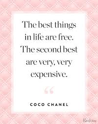 Chanel Quotes Awesome 48 Coco Chanel Quotes To Guide You Through Life PureWow