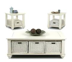 white coffee table with storage amazing of coffee table with baskets well designed coffee tables with