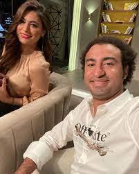 أخبارك - هاجر أحمد بطلة أمام على ربيع فى الدراما والسينما خلال 2021