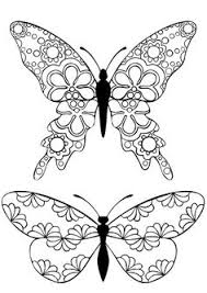 butterfly coloring book printable. Exellent Printable Free Printable Coloring Pages For Adults For Butterfly Book O