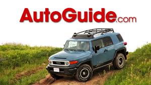 2014 Toyota FJ Cruiser Trail Teams Ultimate Edition Review - YouTube