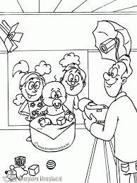 Kleurplaten Geboorte Baby Kleurplaten Kleurplaatnl