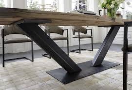 Schönheit Tisch Rustikal Holztisch Daredevz Innen Esstisch Teak