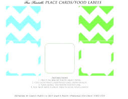 Small Card Template Table Tent Cards Template Free Luxury Printable Table Tent Template