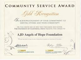 Best Solutions Of Community Service Certificate Template Free On