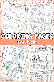 Free Printable Coloring Pages For Kids Itsy Bitsy Fun