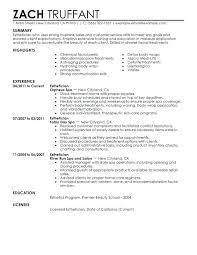 full image for communication skills resume words communication skills  resume phrases esthetician resume sample