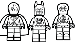 Lego Batman And Robin Printable Coloring Pages Joker Coloring Book