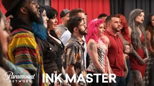 A First Look At Ink <b>Master Season 8</b> - YouTube