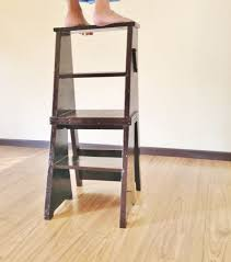 picture of ladder chair library chair