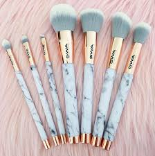 marble makeup brushes. what dreams are made of ✨ the gwa marble collection is too pretty we can\u0027t deal rp clothesporn. cruelty free makeup brushes by - available from our