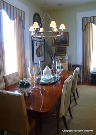 elegant dining room at p allen smith s house