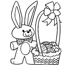 Online Easter Coloring Book
