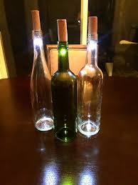 wine bottle lighting. Wine Bottle Lights Lighting T