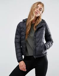 Pull&Bear Light Quilted Hooded Jacket | OOTD & Pull&Bear Light Quilted Hooded Jacket Adamdwight.com