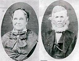 Gilbert John Epperson and Catherine Ticcle Bailey
